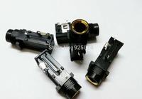 "50PCS 6.35mm Female Socket 1/4"" Mono Jack for Amplifier FROM RUINOR"