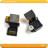 wholesale 50pcs/lot original 8.0 mega pix rear Back Camera w/Flash for iPhone 4S Back Camera flex free shipping by DHL