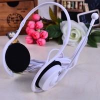 NEW Chenguang earbud bilateral computer earphones adg98019