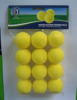 Eva indoor exercise ball exercise ball golf ball 12 1 bags
