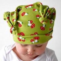 Wholesale children cap head cap newborn infant hat bonnet style hat photos