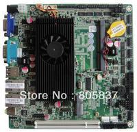 LVDS  ATOM D525 ITX Motherboard