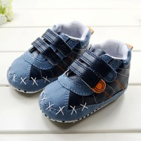 New 2013 12pairs/batch Free Post&Top quality Shoes Kids with Hook&Loop Baby Shoes for Infant Newborn Baby and First Walkers