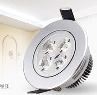 2014NEW  LED  led ceiling light 3W 4W LED  lamp Recessed Bulb Spot Cool White Light