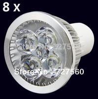NEW GU10 LED Light Bulb Warm White 3200k 50w Equivalent, Energy Saving, Perfect for Replacing 50 - 60 Halogen Bulbs