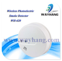 Stable Photoelectric 315/433MHZ Wireless Smoke Detector for Fire Alarm Sensor Free Shipping