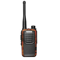 ham two way radio best ham radio transceiver: TGK-K7 black color two way radio communication equipment
