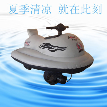 Water motorboat summer motorcycle boat rubber motor boat viewseaborne adult