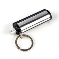 Lighter Men Lighter With Keychain Camping Survival Million Times The Friction Match Firebar