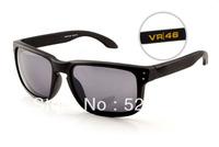 VR46 black frame, HOLBROOK Sunglasses Unisex Sports eyewear Sport Sunglass