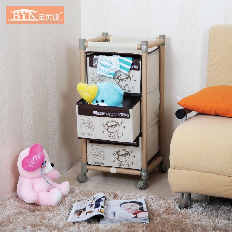 easy goods Toy storage cabinet baby wardrobe storage cabinet bedroom drawer cabinet finishing(China (Mainland))