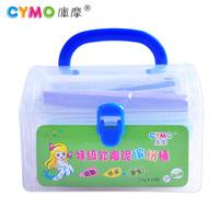 Child cymo polymer clay color clay plasticine dry 24 Small millenum bucket set