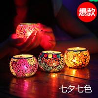 Fashion Glass Candle Holder Tea light Holder
