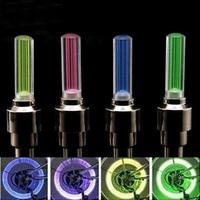Hot-selling ! bicycle wheels shaped lamp light valve mountain bike wheel lights neon lamp