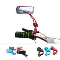 Full aluminum alloy rear view mirror electric bicycle rear view mirror adjustable rearview mirror single