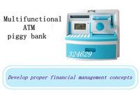 ATM automatic deposit machine, ATM piggy bank, children's piggy bank, creative supplies free shipping