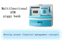 ATM automatic deposit machine, ATM piggy bank, children's piggy bank, creative supplies free shipping