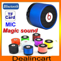 mini portable bluetooth speaker outdoor subwoofer mp3 player with mic answer the call for Mobile phone
