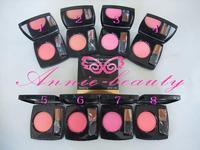 2PCS brand name cosmetic makeup LES TISSAGES DE BLUSH DUO EFFET TWEED BLUSHER 20 TWEED CORAIL 5.5G Free Shipping