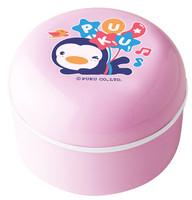 Puku blue penguin puff box puff box baby powder puff box loose powder box 16302