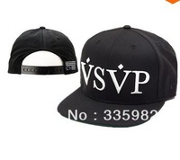2013 New hot! ASAP VSVP Snapback hats Black most popular mens & women baseball caps sun hat cap