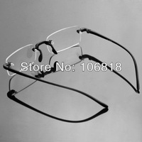 1x TR90 Bendable Frameless Rimless Presbyopic Reading Glasses Reader Magnifying Eyewear Men +1.50 Book Read With Delicate Case
