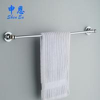 Towel rack copper single towel rack bathroom hardware New