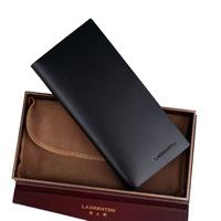 Crocodile wallet male genuine leather wallet long design wallet cowhide multi card holder bag wallet