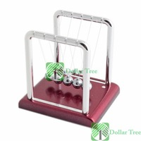 Free shipping: Newtons Cradle Balance Balls Desk Science Toy Gift wholesale
