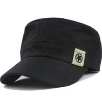 Hat cadet cap spring and summer sun hat sunbonnet male women's military hat outdoor