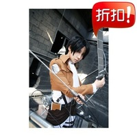 cosplay anime costume attack on titan Jacket A full set of clothes.