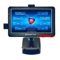 "7"" 800*480 Win CE 6.0 OS ARM9 600MHZ Smart Trip Computer + GPS + Oil statistics, A603, Universal OBDII Car doctor, free shipping"