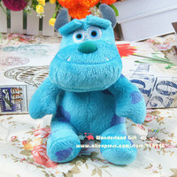 Free shipping Monsters Inc. University 15cm Sulley plush toys stuffed doll Mike wazowski Boo best friend kids christmas gift
