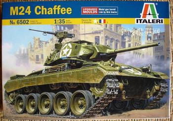 World war ii italeri 6502 m24 joffre model