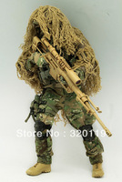 1:6 solider model 12inch sniper 3.0- CP rifle toy action figure,army equipment ,free shipping