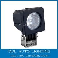 Wholesale - 2pcs 10W Cree mini LED 4x4 offroad Truck driving fog light LED work light lamp ATV SUV UTV 4WD boat/2PCS*10W offroad