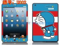 Screen protector,Cute Cartoon style, Compatible for iPad Mini, With package,Free shipping