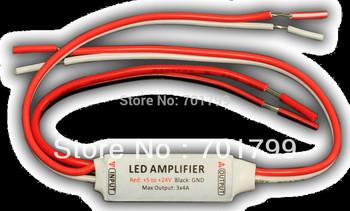R1032-WS;Mini Single Color LED Amplifier;DC5-24V input;288W output