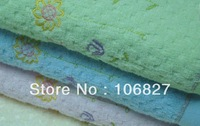 High quality 60*120 cm 100% cotton soft cheap solid velour simple bath towel wholesale for sale  BT-043