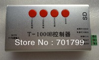 T-1000B,LED sd card pixel controller;full color;SPI signal output;2048 pixels controlled
