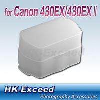 Softbox Bounce Flash Diffuser For Canon Speedlite 430EX 430EX II