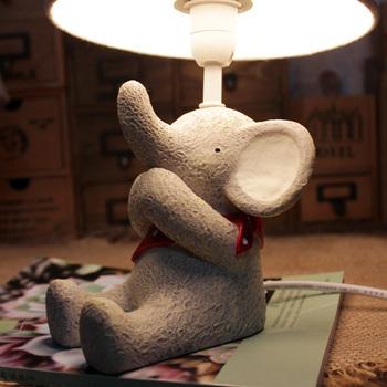 Zakka series child bed-lighting real decoration table lamp circleof decoration gift