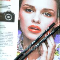 Hot band makeup tools Wholesale  12Pcs/Set Black Cosmetics Makeup Pen Waterproof Eyebrow Eye Liner Lip Eyeliner Pencil #4301