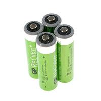 GP ReCyko Ni-MH AA 2050mAh Rechargeable Batteries (4-Pack)