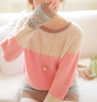 free shipping 2013 The graces limited edition ice cream wool sweater