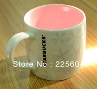 wholesale Starbucks 2013 blossoms sakura ceramic coffee mugs 12 fl oz