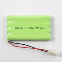 New AA 12V 1800MAH Ni-MH Rechargable Battery Pack 8pcs