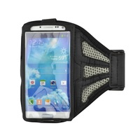 Mesh For Samsung S3 s4 Arm Bag,Workout Sport Armband Case Pouch Holder For Galaxy S IV SIII i9500 i9300 S3 S4 Free Shipping