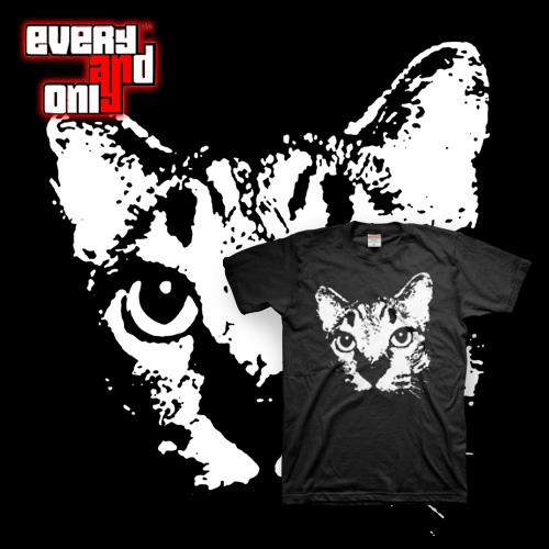 Pig tiger big head cat noc short-sleeve T-shirt planet tiger(China (Mainland))