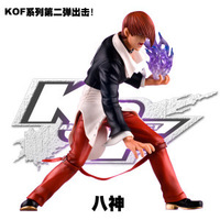 Free Shipping Kof hand-done model doll anime dolls decoration 01